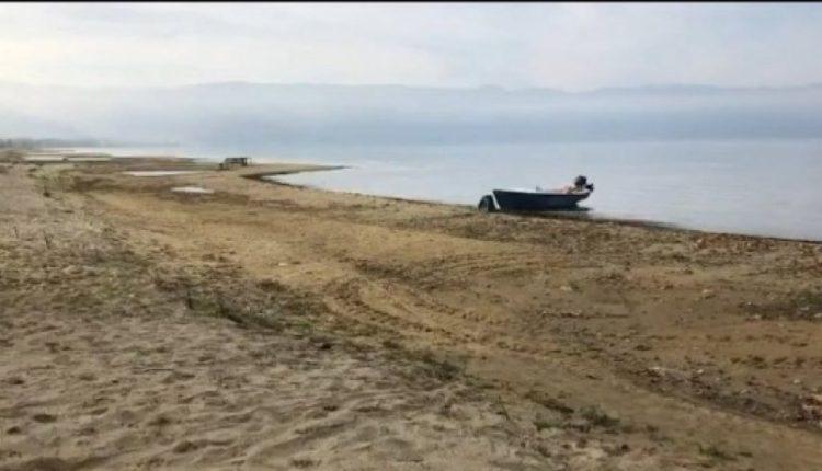 HEC-i në Maqedoninë e Veriut po than Ohrin! Eksperti: Liqeni është tërhequr 1 m nga bregu, duhet ndërhyrë urgjentisht