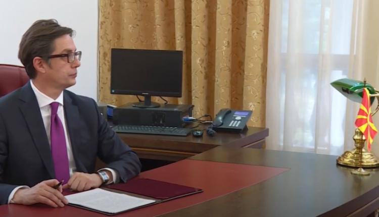 Pendarovski: Të mos politizohet regjistrimi i popullsisë