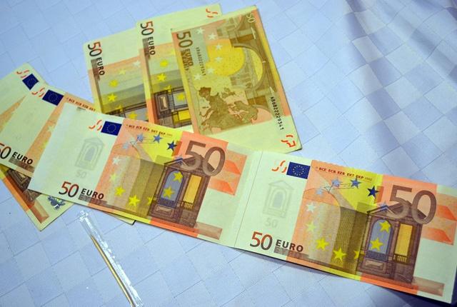 Falsifikuan kartëmonedha të 50 eurove, padi për dy kumanovarë