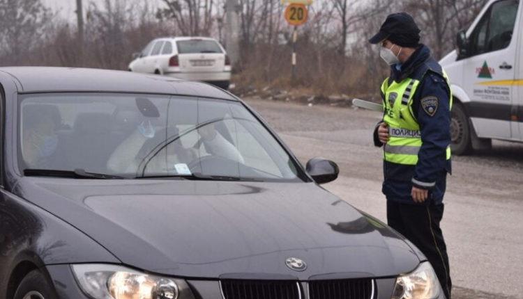 Gjobiten 221 vozitës në Shkup, 58 për tejkalim të shpejtësisë