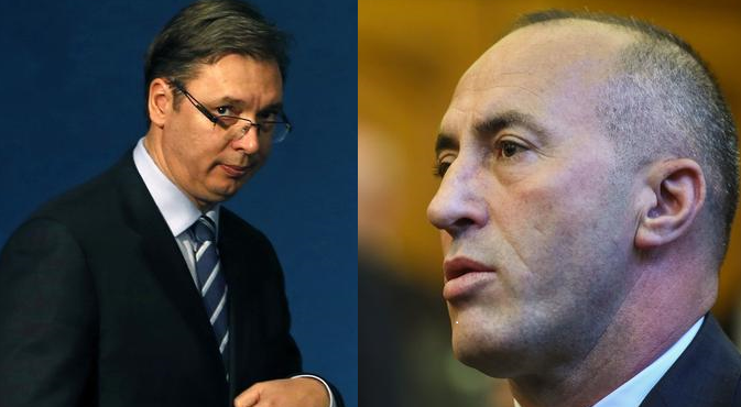 Vuçiq komenton deklaratat e Haradinajt për bashkimin me Shqipërinë: Është njeri i rrezikshëm, na pret një vit i vështirë