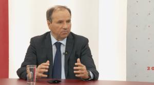 Trajanov: Qeveria është në një krizë serioze për shkak të mosbesimit të qytetarëve, jo për shkak të shumicës