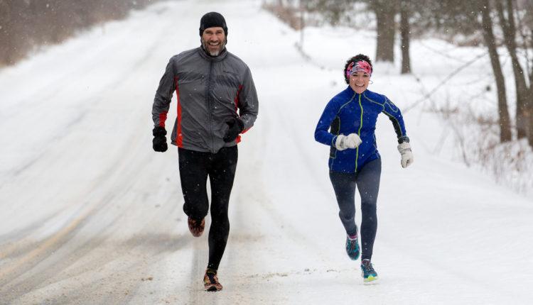 Të mirat e vrapimit gjatë dimrit
