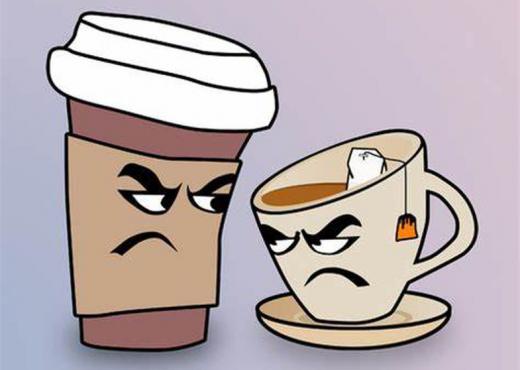 Kafe apo çaj? Na thoni ç'zgjidhni t'ju themi ç'thuhet për ju