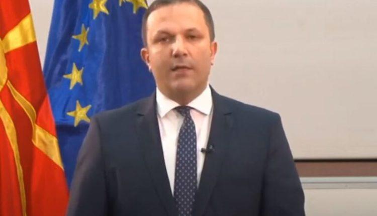 Spasovski: Mijallkov së fundmi është parë duke hyrë në garazhe nëntokësore