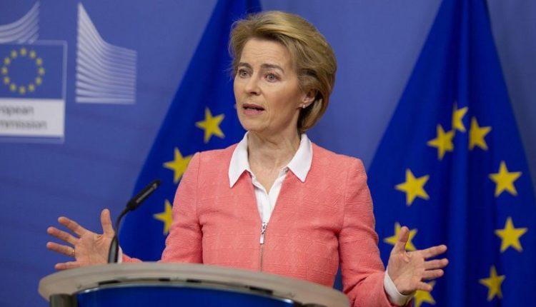 Von der Layen do të ndalojë eksportimin e vaksinave nga BE-ja