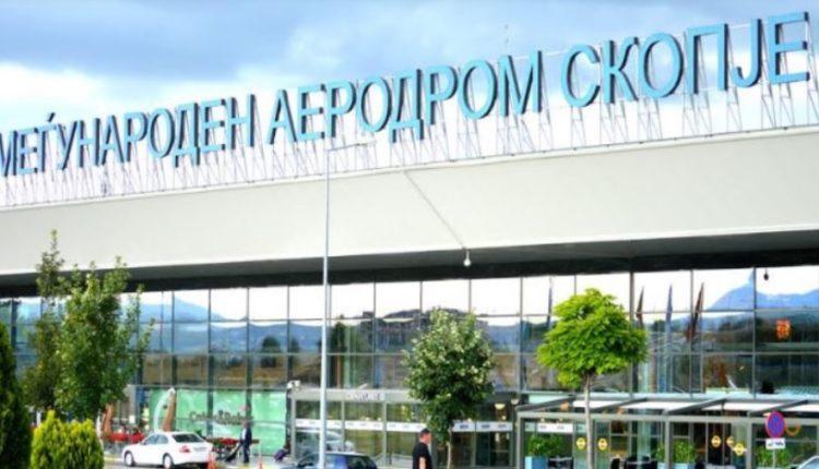 Arrestohen dy persona në Aeroportin e Shkupit me test PCR të falsifikuar