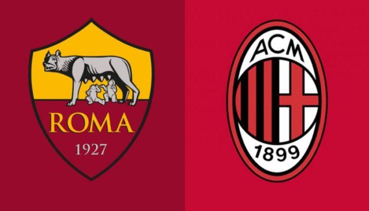 Roma e barazon rezultatin kundër Milanit me gol fantastik