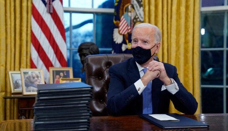 Karta e gjelbër në SHBA, Biden shfuqizon vendimet e Trump