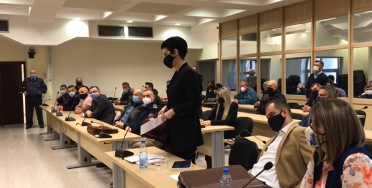 Lajm i fundit: Gjykata pranon propozimin e Fatime Fetait, Agimi, Fejziu dhe Hakiu shkojnë në burg!