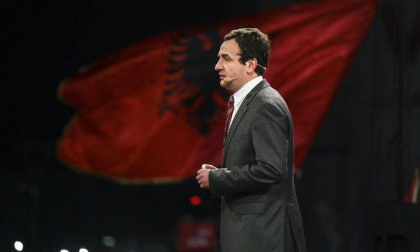 Zyrtari i PSD-së thotë që Albin Kurti e lëshoi bajrakun