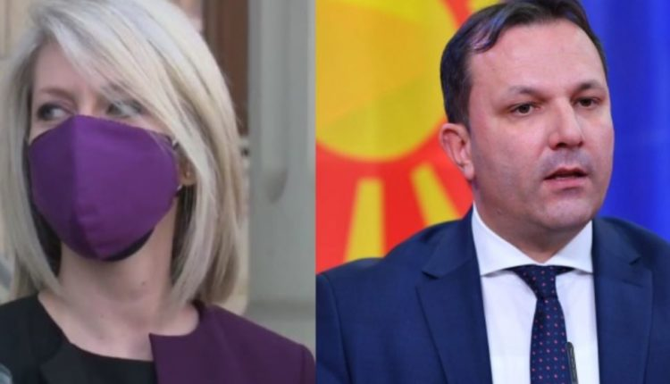 Prokurorja Ristovska demanton ministrin Spasovski