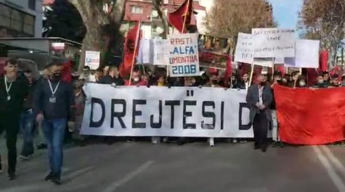 """Bedri Ajdari paralajmëron protesta për """"Monstrën"""": Na kanë shpallur luftë"""