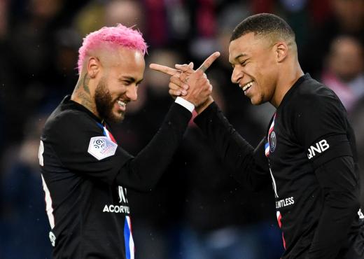 Drejtori sportiv i PSG-së zbulon të ardhmen e Mbappe dhe Neymar