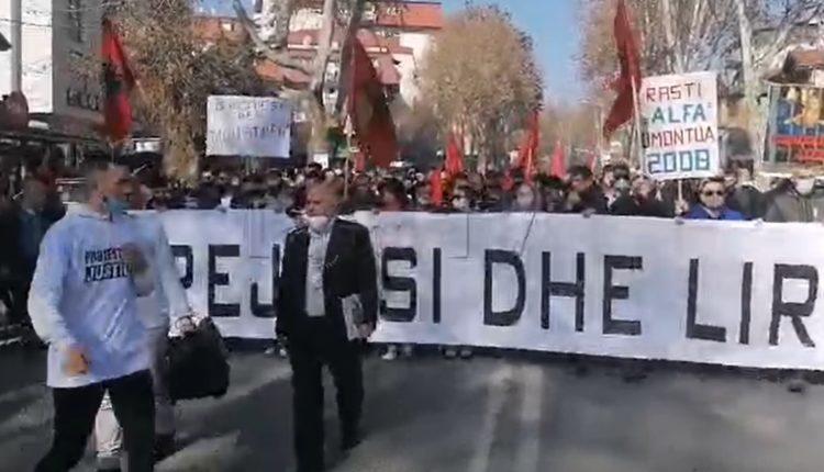 Bedri Ajdari: Është mbushur kupa, nuk do i ndalim protestat!