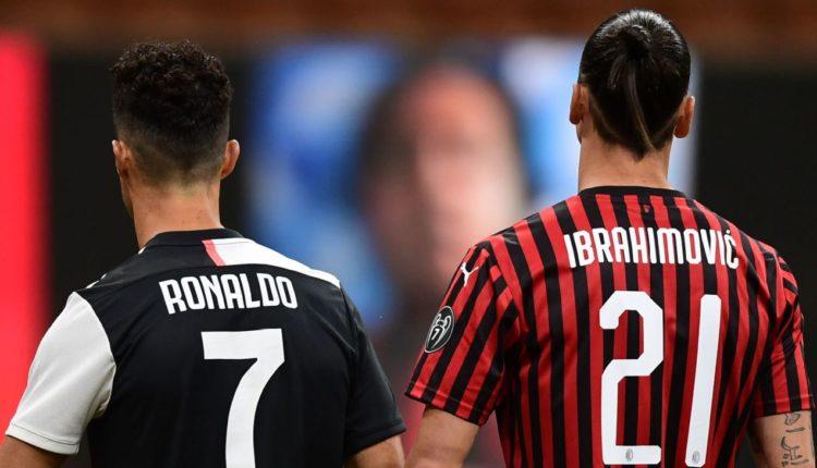 Ibrahimoviç: Ronaldo më i miri në histori