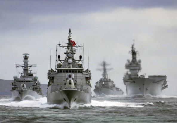 Lëvizja e radhës e Turqisë, lëshimi i 87 anijeve dhe avionëve luftarakë në Egje