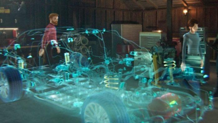 """""""Microsoft"""" prezanton MESH, për takimet e së ardhmes me holograme"""