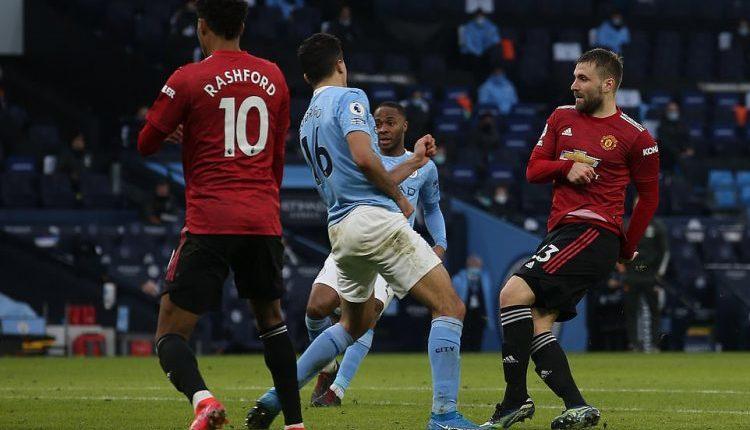 Man.United mposht City-n në derbin dhe i prish rekordin e fitoreve radhazi!