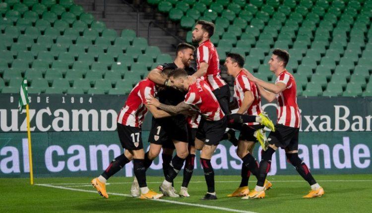 Bilbao – Barcelona, finalja e Copa del Rey