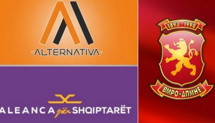 Koalicioni VMRO-ASH/AAA, i mundshëm