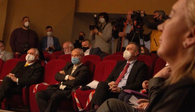 Grubi mori pjesë në promovimin e punës së ITKSH-së, në ditën e besëlidhjes së Lezhës