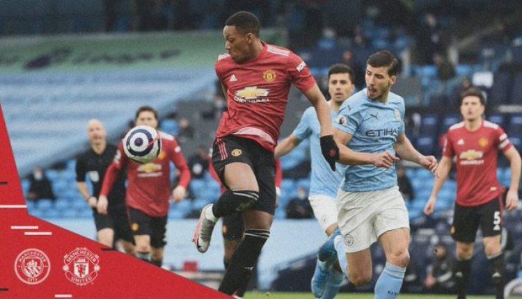 Mbyllet pjesa e parë në derbin City – United