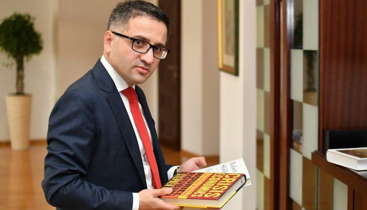 Fatmir Besimi: Borxhi publik në funksion të rritjes ekonomike