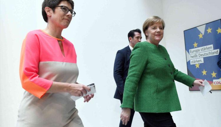 Karrenbauer: Gratë e bënë ushtrinë gjermane më të fortë