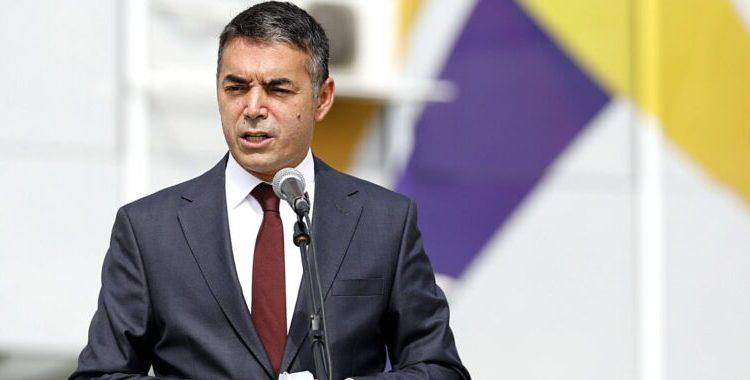 """Dimitrov: """"Falënderojmë Austrinë mike, vendet tjera anëtare dhe Komisionin Evropian për solidaritetin"""""""