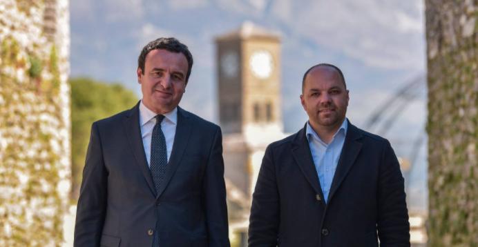 Kurti vazhdon fushatën në Gjirokastër: Sot m'u duk se kisha më shumë shqisa
