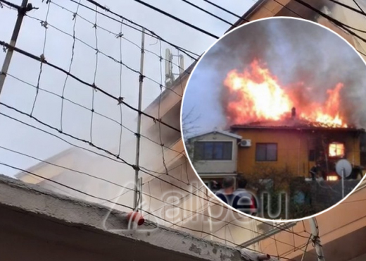 Tragjedia në Berat: Nxirret kufoma e parë nga banesa e djegur, dyshohet dhe për 2 të tjerë