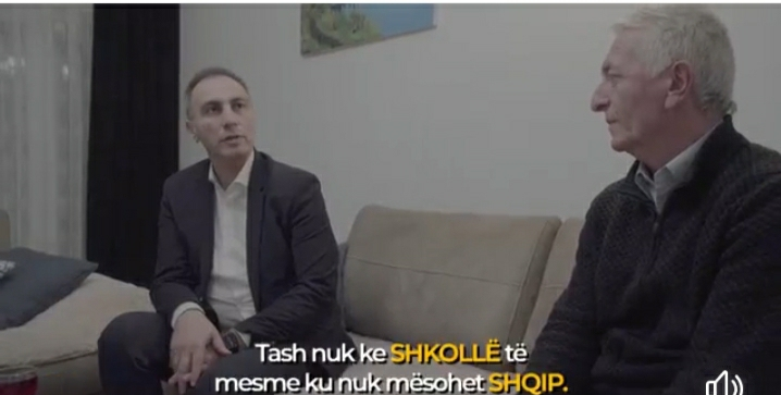 Për 7 mars, Grubi viziton kujdestarin Musa Zuka (VIDEO)