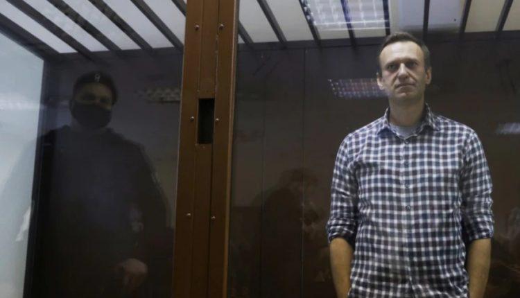 Navalny nga burgu: Gjithçka në rregull me mua
