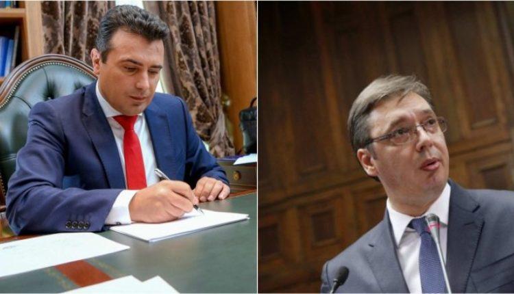 Vuçiq: Zaev i besoi BE-së dhe nuk mori vaksina