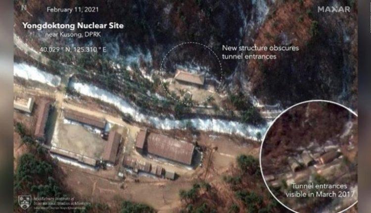 Pamjet satelitore zbulojnë sekretin bërthamor të Koresë së Veriut (FOTO)