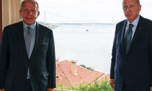 Pacolli tregon se sa 'paranojak' u tregua Erdogani kur vizitoi Kosovën