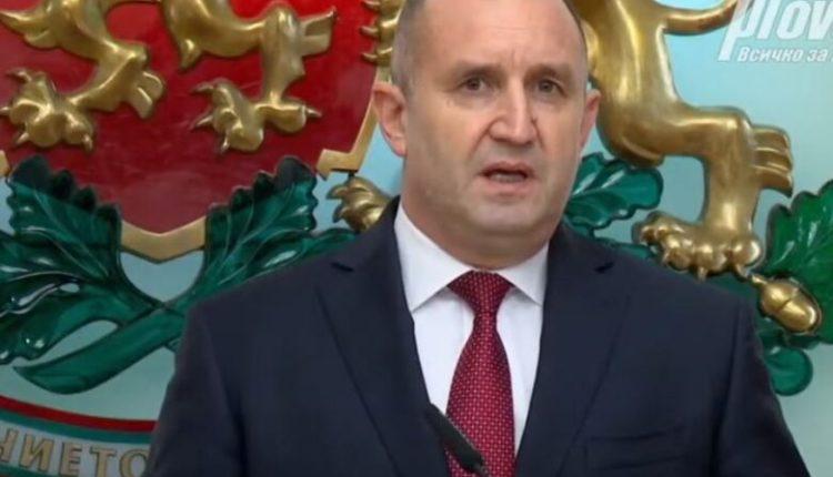 Vazhdojnë përplasjet mes Sofjes dhe Shkupit pasi deklarimeve të presidentit Radev