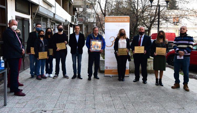 Gazetari RESHAT IBRAIMI merr çmim gazetaresk. Ja kronika që u vlerësua lartë nga SHGM-ja