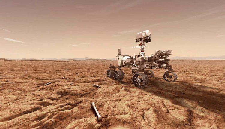 Roveri i NASA-s në Mars. Perseverance fillon eksplorimin e sipërfaqes