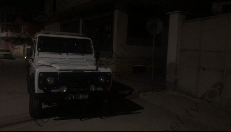 Plagosje me armë zjarri në qytetin shqiptar