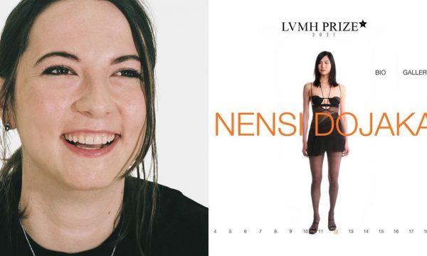 Shqiptarja e parë që u nominua për Louis Vuitton