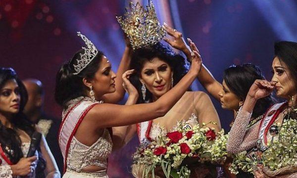 """Shkaktoi skandal në """"Miss Sri Lanka"""", arrestohet Caroline Jurie (VIDEO)"""