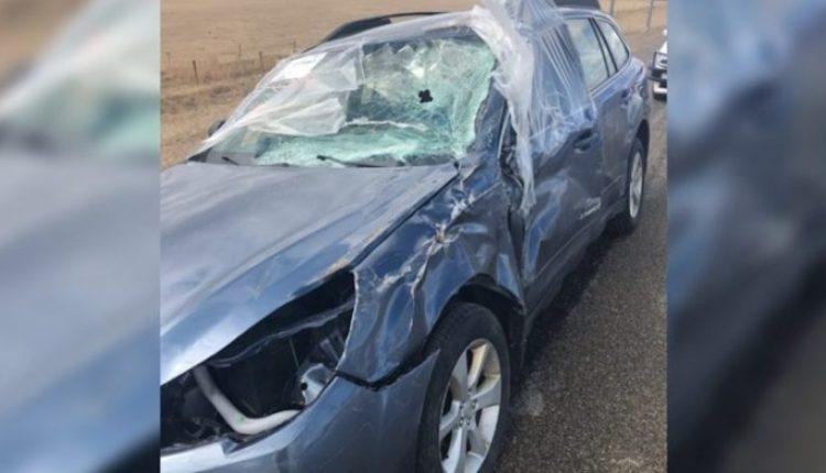 Ai voziti qindra kilometra në një veturë si kjo, dhe më pas u ndalua nga policia