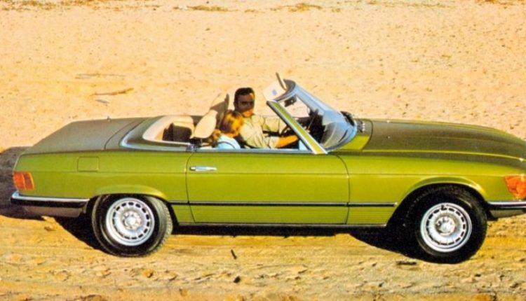 Gjysmë shekulli nga klasiku i Mercedesit