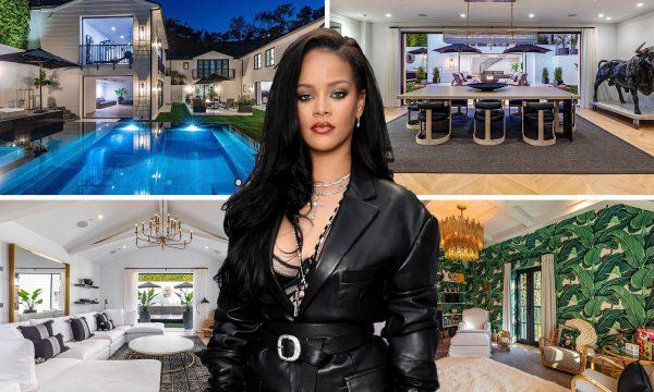 Kjo është shtëpia e re 10 milionë dollarëshe e Rihannës