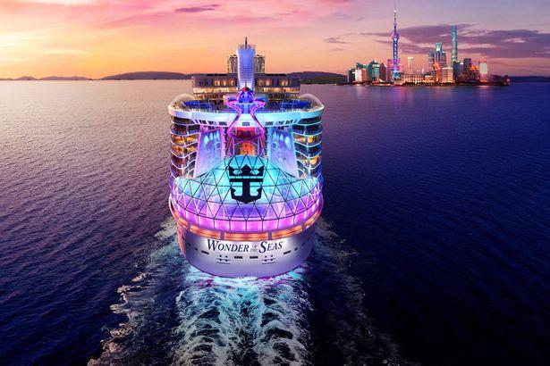 Njihuni me anijen më të madhe në botë e cila do lundrojë në 2022