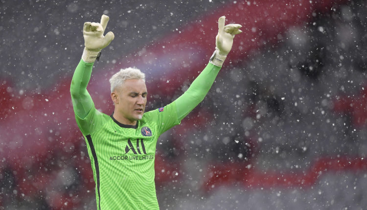 Bëri 9 pritje ndaj Bayernit, Navas falënderon Zotin pas ndeshjes