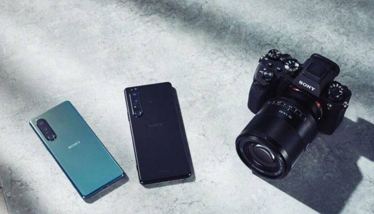 Fokusi te kamera, Sony prezanton dy celularët e rinj