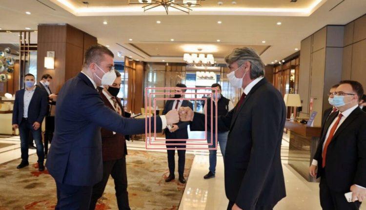 ASH-AAA dhe VMRO DPMNE drejt bashkëpunimit në zgjedhjet lokale